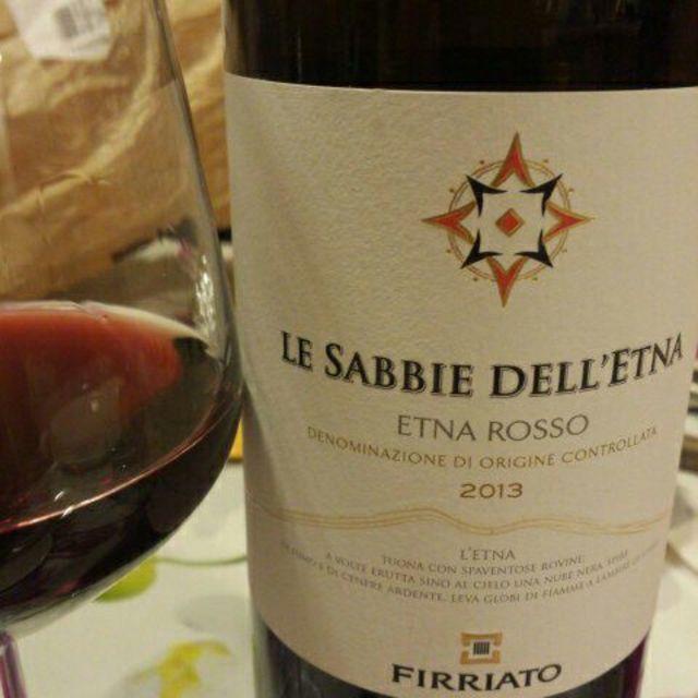 Le Sabbie dell'Etna Rosso Nerello Blend  2013
