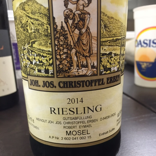 Mosel Riesling 2014