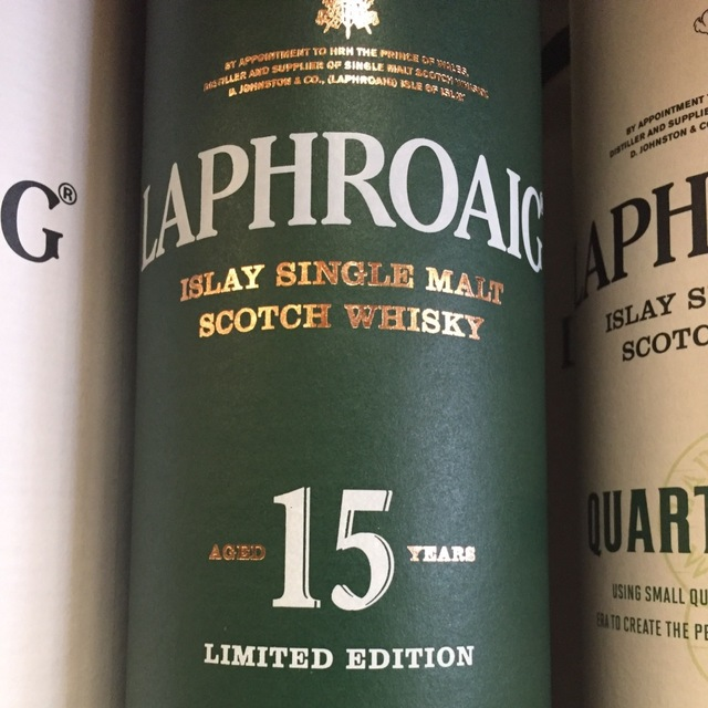 15 Years Limited Edition Islay Single Malt Scotch Whisky NV