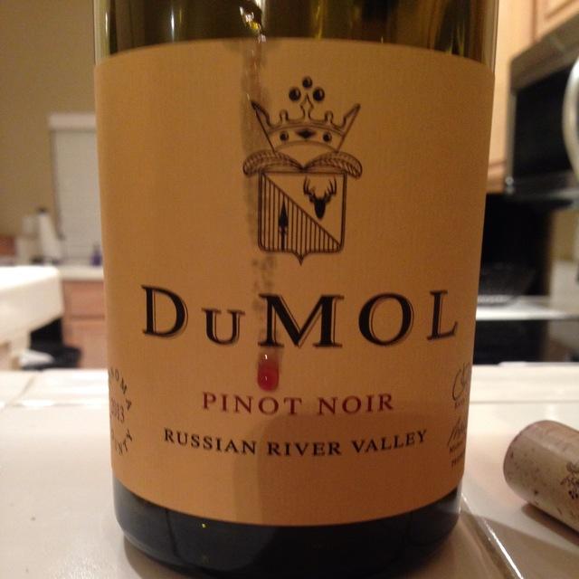 Russian River Valley Pinot Noir 2013