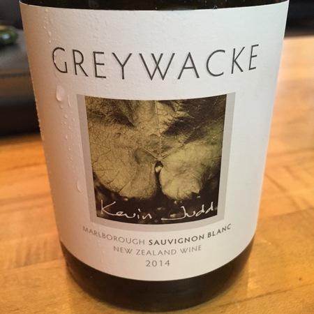 Greywacke Kevin Judd Marlborough Sauvignon Blanc 2016