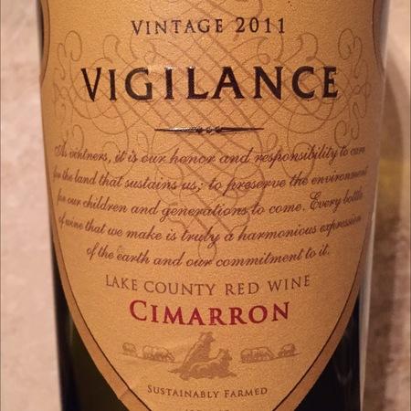 Vigilance Cimarron Lake County Zinfandel Blend NV