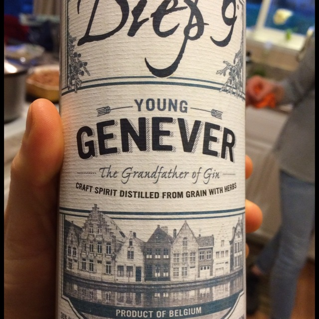 Young Genever  NV