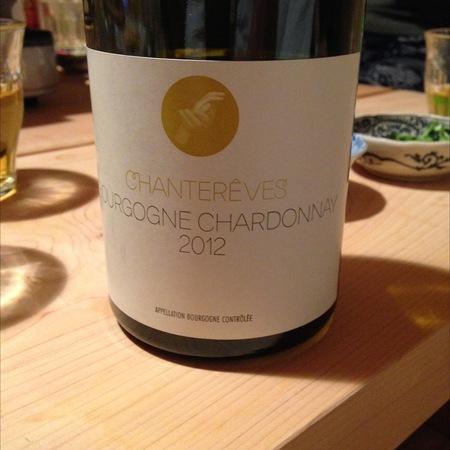Chanterêves Bourgogne Chardonnay 2015