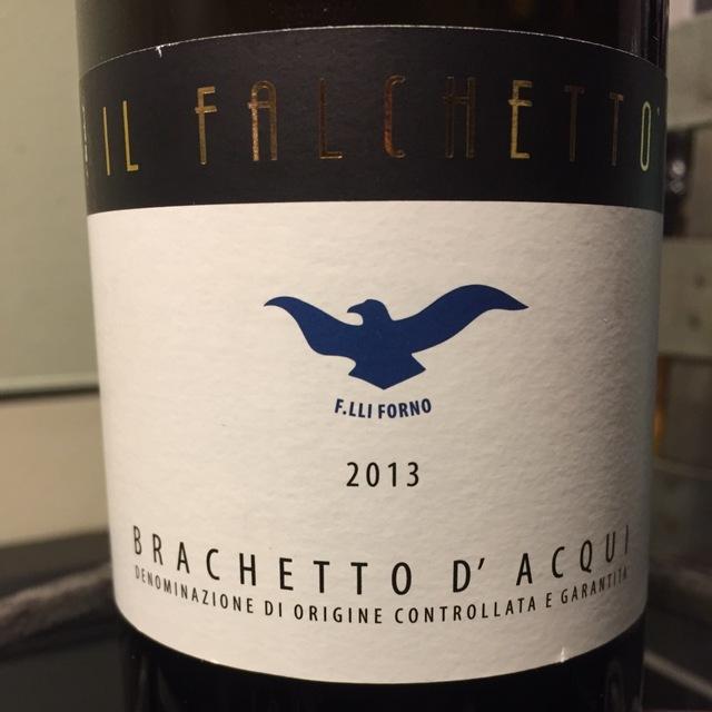 Brachetto d'Acqui 2015