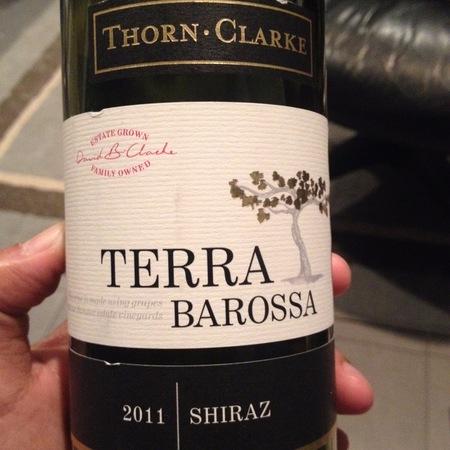 Thorn-Clarke Terra Barossa Shiraz 2015