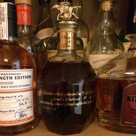 Blanton's Distilling Co. Gold Edition Bourbon Whiskey NV