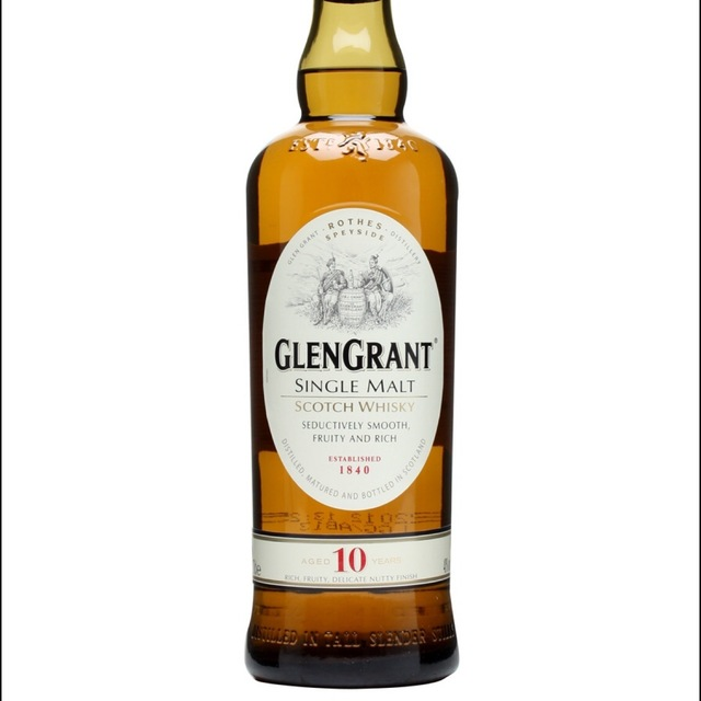 Aged 10 Years Single Malt Scotch Whisky NV