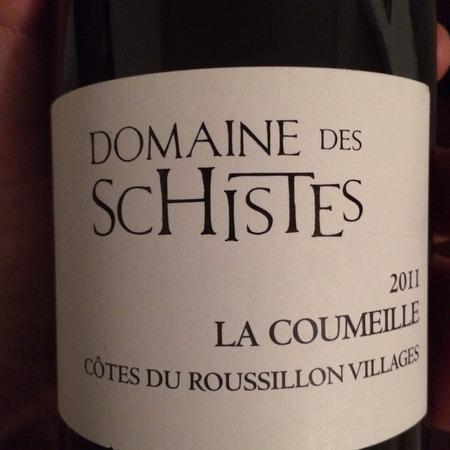 Domaine des Schistes La Coumeille 2011