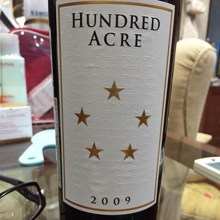 Hundred Acre Vineyard Kayli Morgan Vineyard Cabernet Sauvignon 2013