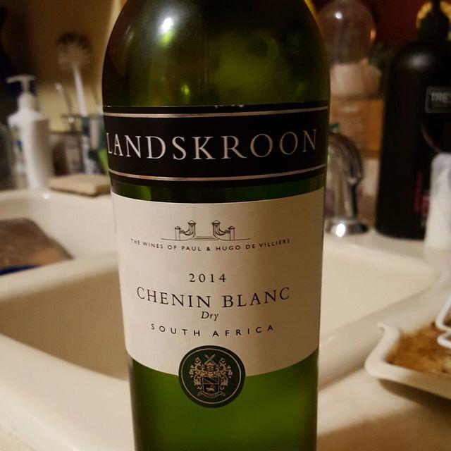 Dry Chenin Blanc 2015