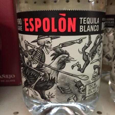 Espolón Blanco Tequila Agave NV