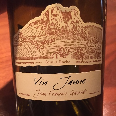 Jean François Ganevat Vin Jaune Côtes du Jura Savagnin 2006 (375ml)