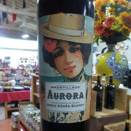 """Bodegas Francisco Yuste Amontilado Jerez-Xérès-Sherry Manzanilla """"Aurora"""" NV (500ml)"""