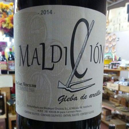 Marc Isart La Maldicion Gleba de Arcilla 2014
