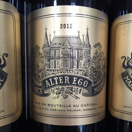 Château Palmer Alter Ego Margaux Red Bordeaux Blend 2012