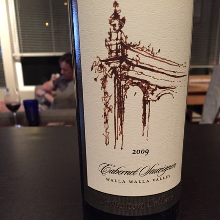 Covington Cellars Walla Walla Valley Cabernet Sauvignon 2010
