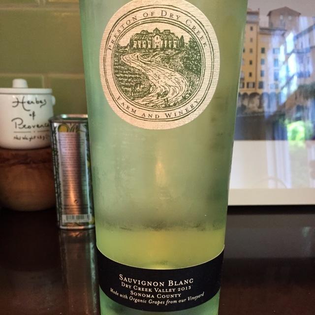 Dry Creek Valley Sauvignon Blanc 2015