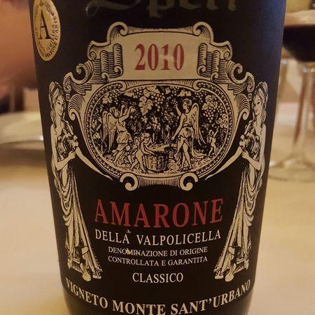 Speri Amarone della Valpolicella Classico Corvina Blend 2011