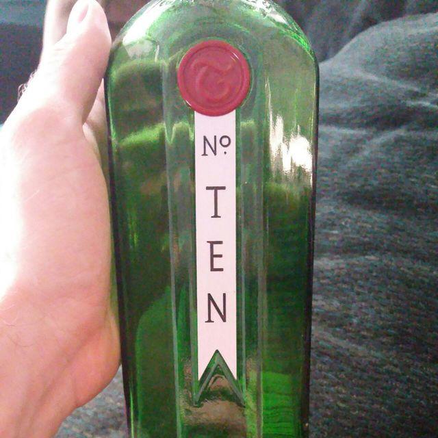 No. Ten Gin NV