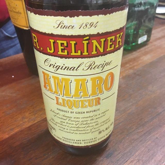 Original Recipe Amaro Liqueur NV