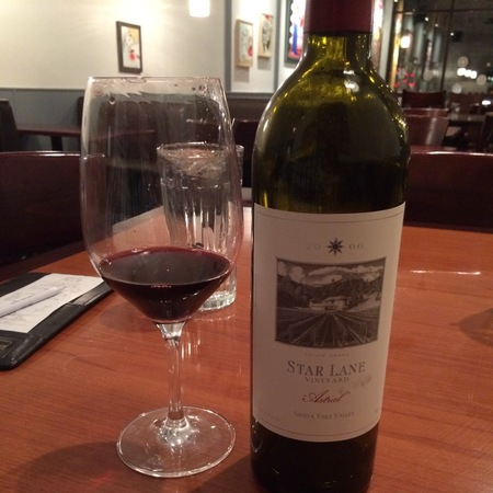Star Lane Vineyard Astral Santa Ynez Valley Cabernet Sauvignon Blend 2006