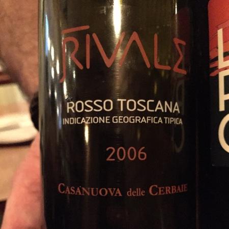 Casanuova delle Cerbaie Rosso Toscana Sangiovese 2008