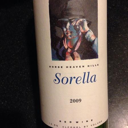 Andrew Will Sorella Horse Heaven Hills Red Bordeaux Blend 2011