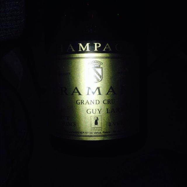 Cramant Grand Cru Blanc de Blancs Brut Chardonnay NV