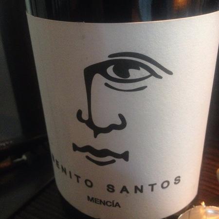 Benito Santos Monterrei Mencía 2016