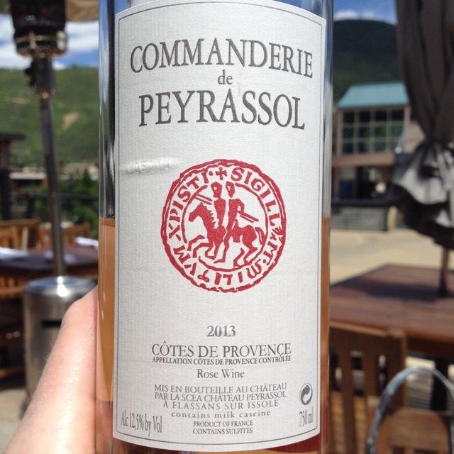 Commanderie de Peyrassol Côtes de Provence Rosé Blend 2015 (1500ml)