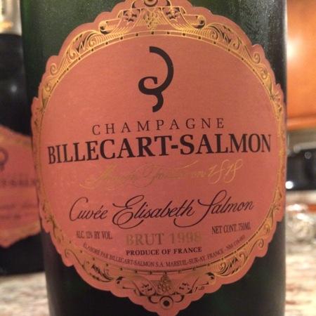 Billecart-Salmon Cuvée Elisabeth Salmon Brut Champagne 1997