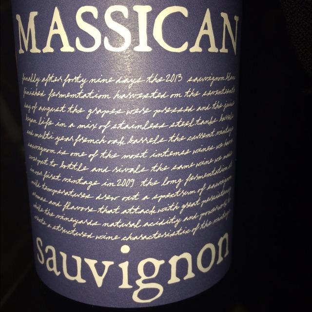 Napa Valley Sauvignon Blanc 2015