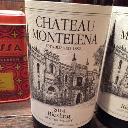 Chateau Montelena Napa Valley Chardonnay 2014