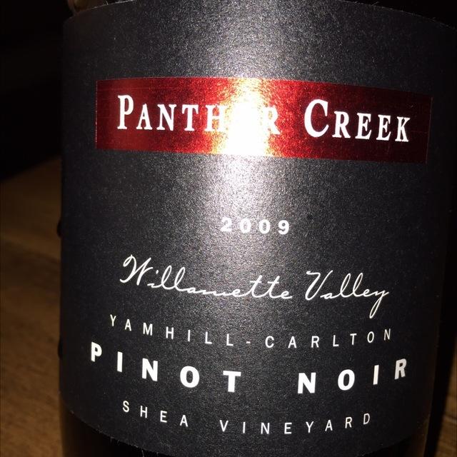 Shea Vineyard Pinot Noir 2009
