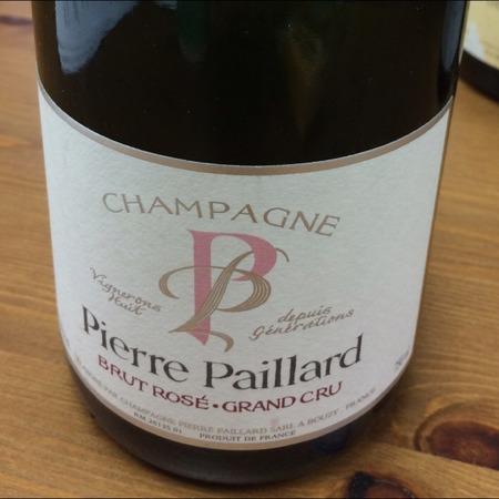 Pierre Paillard Grand Cru Brut Rosé Champagne Blend NV