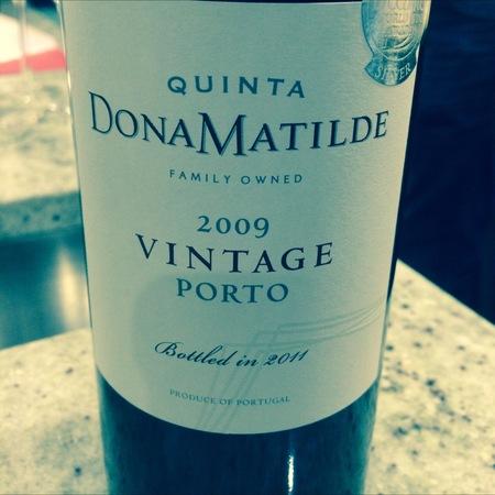 Quinta Dona Matilde Vintage Porto Port Blend 2011