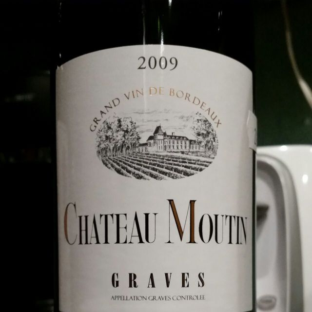 Graves Red Bordeaux Blend 2009