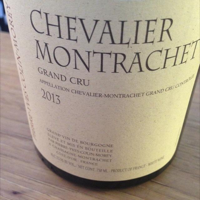 Les Baudines Chassagne-Montrachet 1er Cru Chardonnay 2013