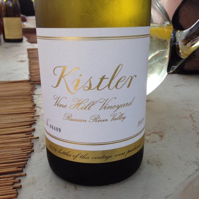 Vine Hill Vineyard Chardonnay 2013