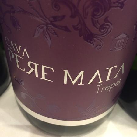 Pere Mata Rosé Cava Trepat NV