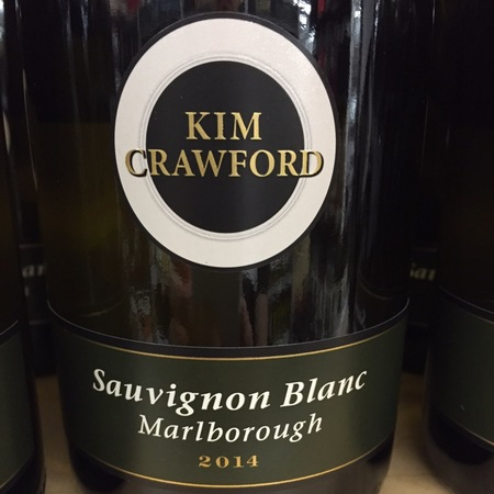 Kim Crawford Marlborough Sauvignon Blanc 2016