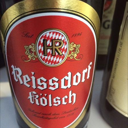Brauerei Heinrich Reissdorf Kölsch NV (500ml)