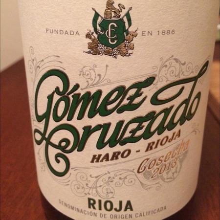 Gomez Cruzado Rioja Viura 2015