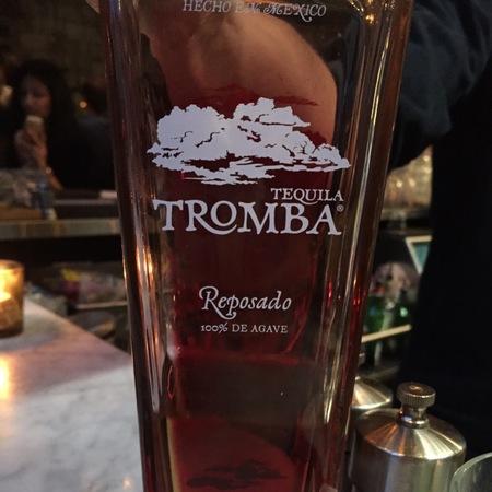 Tromba Reposado Tequila Agave NV
