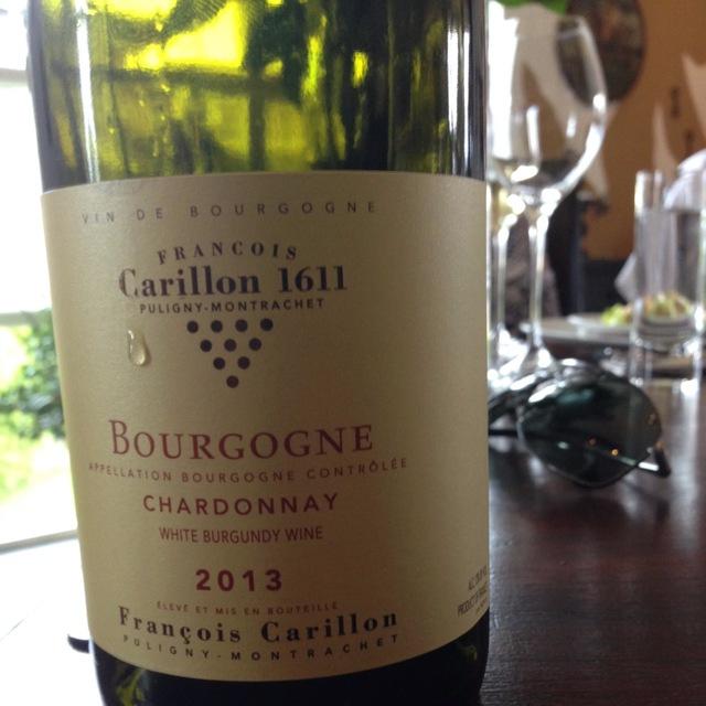 Bourgogne Chardonnay 2013