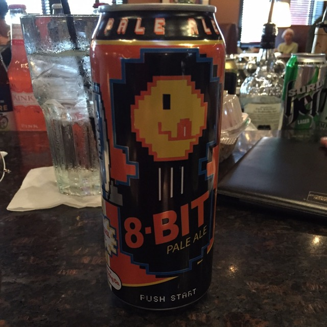 8-Bit Pale Ale NV