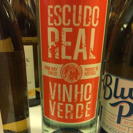 Quinta da Lixa Escudo Real Vinho Verde Arinto Blend 2016