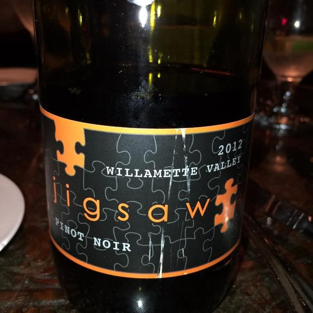 Jigsaw Willamette Valley Pinot Noir 2014