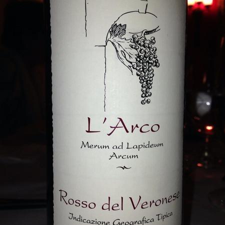 L'Arco Rosso del Veronese Corvina Blend   2013